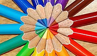 Code warna untuk blog
