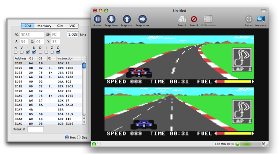 EmuCR:VirtualC64
