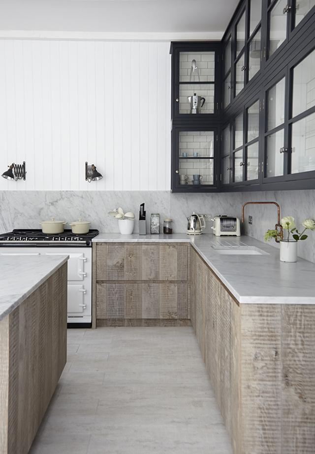 T D C Blakes London Beautiful Kitchen Design