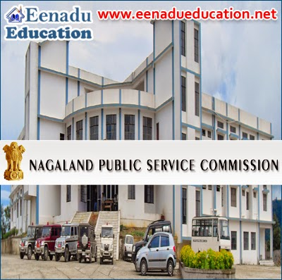 Nagalad PSC Job vacacies