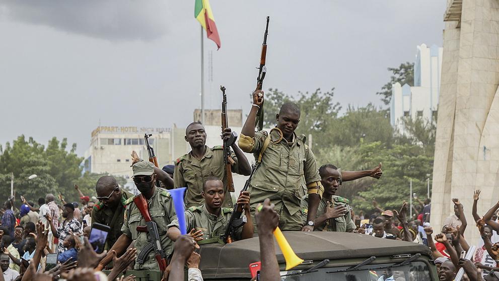 Levantamiento Popular en Mali