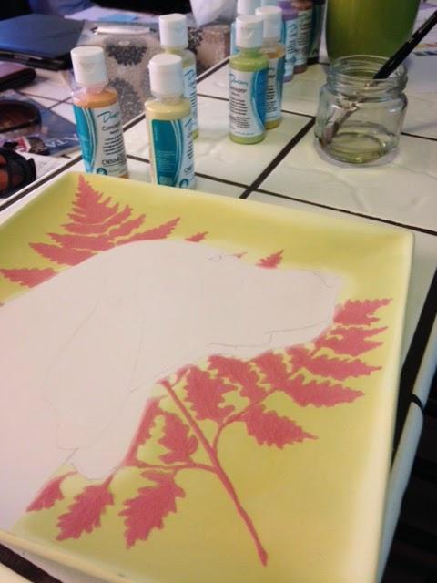 Graphic Design - Book Illustration - Ceramic Painting - Studio 101 West Design and Marketing