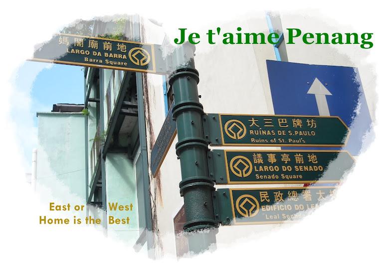 Je t'aime Penang