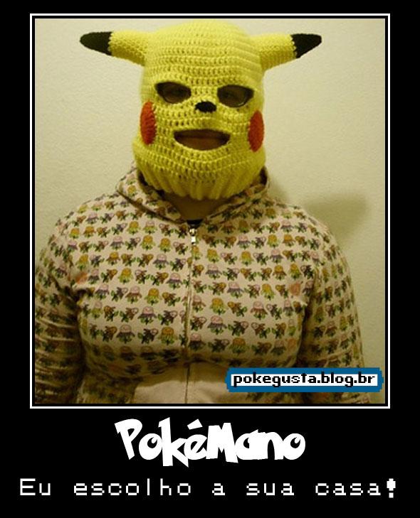 pokémão pokémano