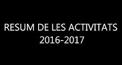 VÍDEO RESUM DE LES ACTIVITATS DE LA PARRÒQUIA