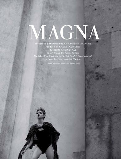 Magna Shot by Antonella Arismendi