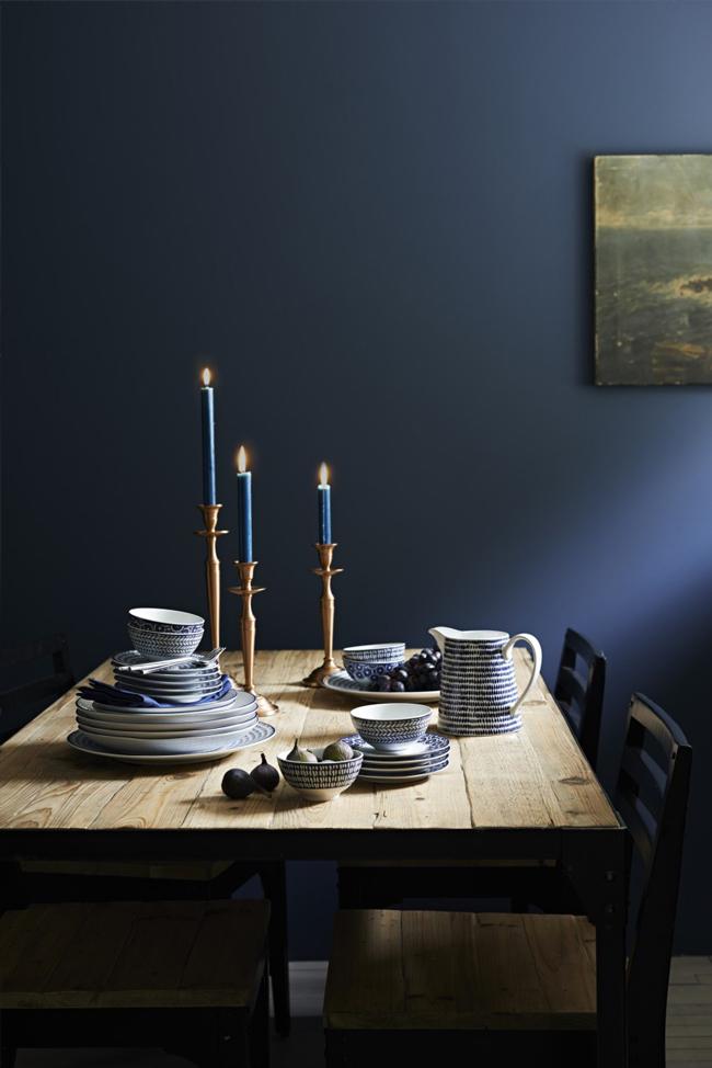 Pimp out your month in classic blue il blu per eccellenza for Interior design 6 months course