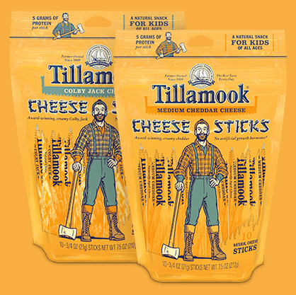Tillamook Cheese April Product Picks