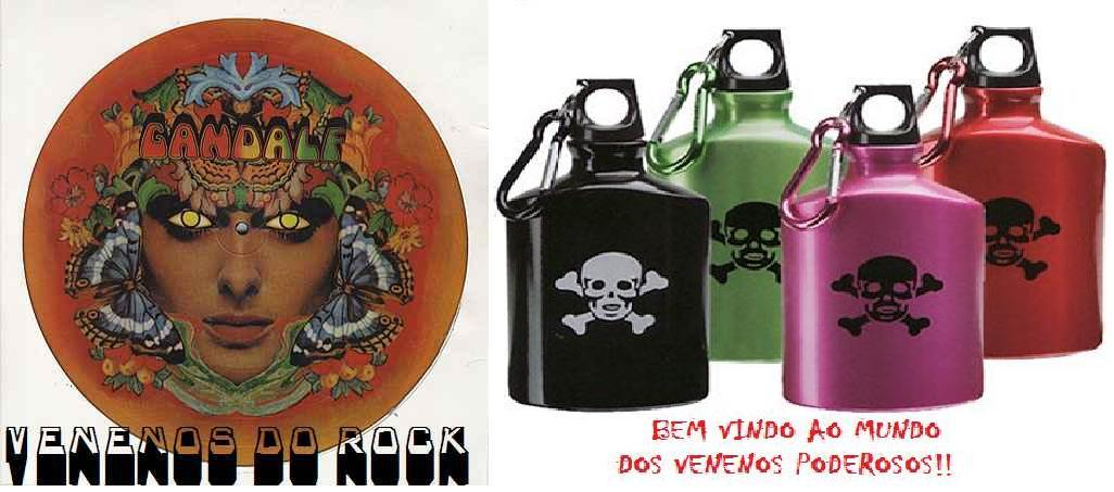 VENENOS DO ROCK