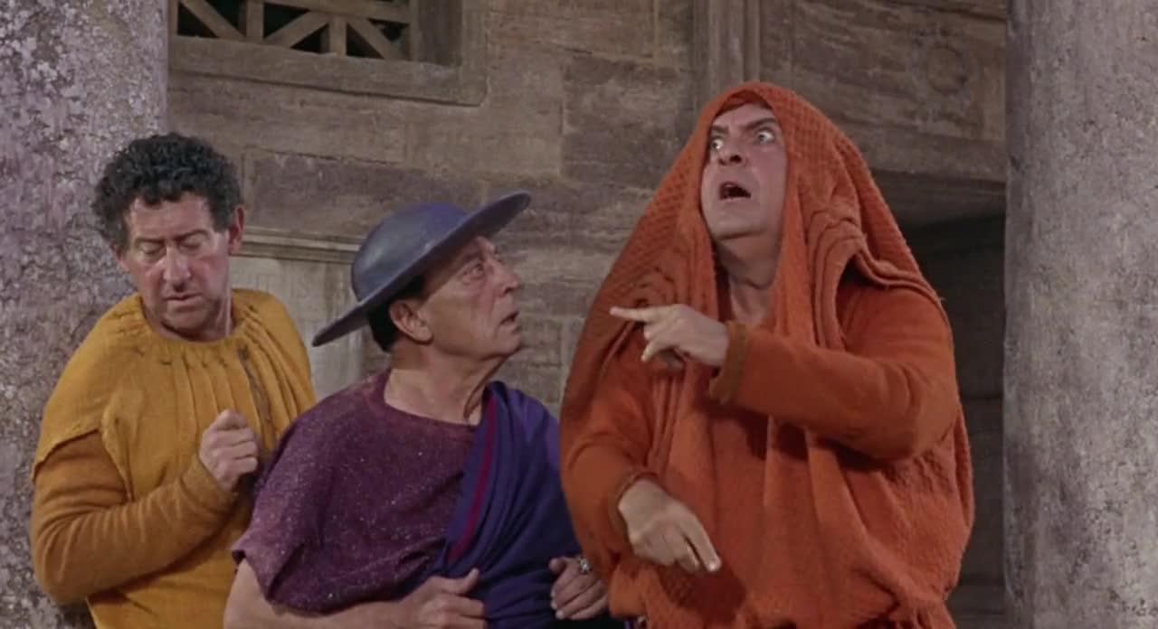 Algo Divertido Sucedió Camino al Foro (Richard Lester, 1966)