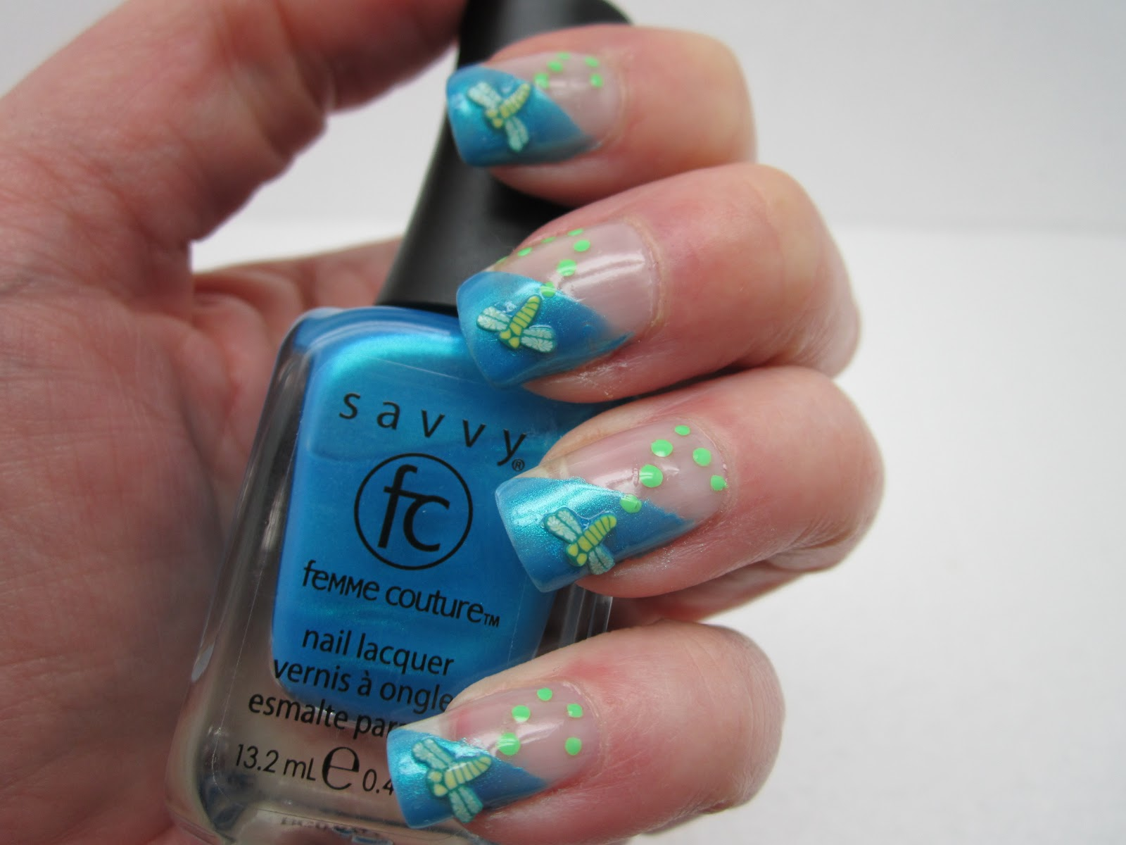 Creative Nail Design by Sue: March 2012
