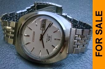 Vintage Citizen Seven Star V2 c1973