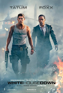 White House Down (2013) Movie Poster