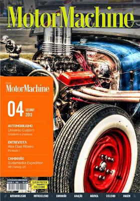 MotorMachine 04: setembro e outubro de 2013.