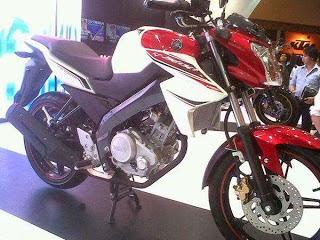 Daftar Harga Terbaru Motor Yamaha September 2013