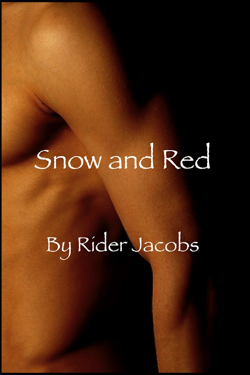 Snow and Red