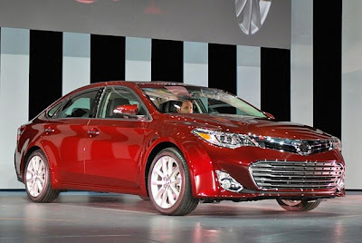 2013 Toyota Avalon Release Date, Redesign & Owners Manual