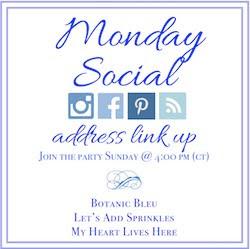 Monday Social