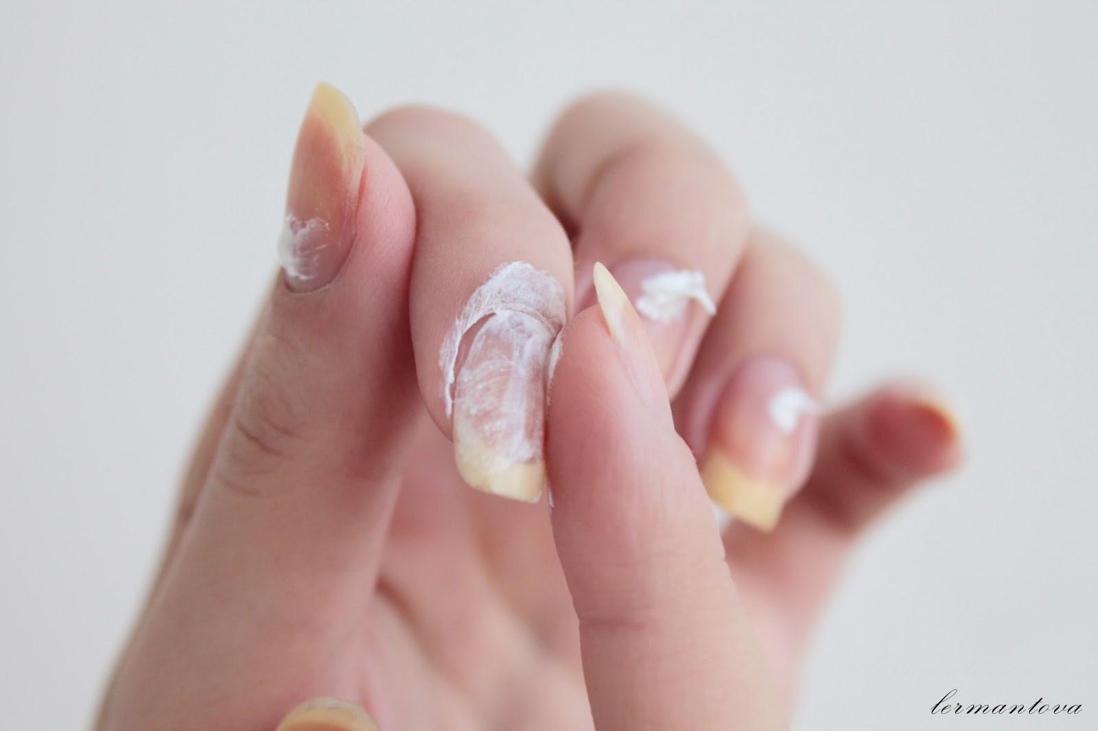 Маски для ногтями в домашних условиях 931