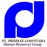 Logo PT Prismas Jamintara, penyalur tenaga kerja
