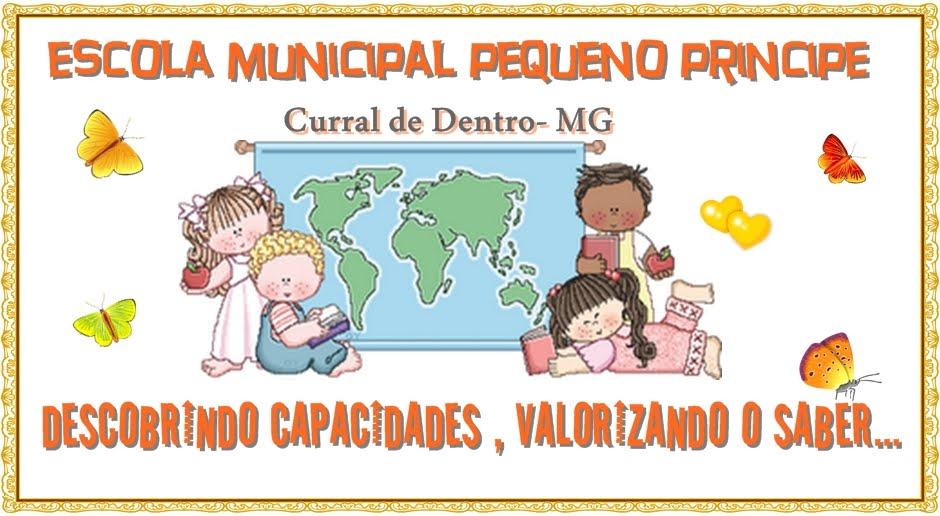 ESCOLA PEQUENO PRINCIPE - CURRAL DE DENTRO