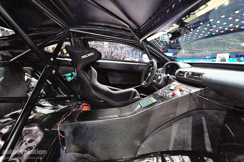TKR Motorsports: Lexus RC F GT3 Concept