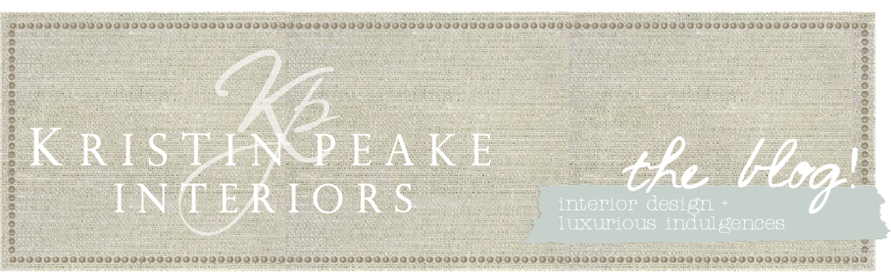 Kristin Peake Interiors