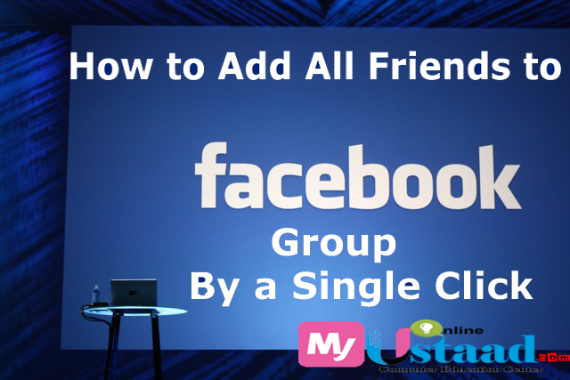 add friend fb group