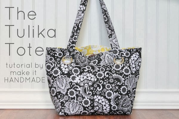 tulika tote sewing pattern