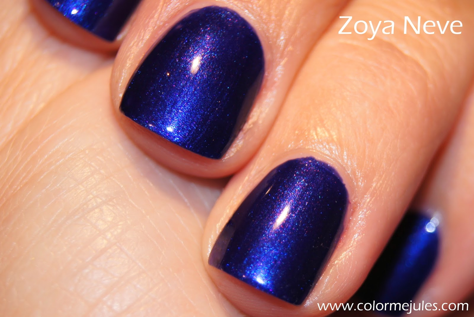 of Zoya Nail Polish