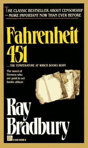 an outline of fahrenheit 451 by ray bradbury Complete summary of ray bradbury's fahrenheit 451 enotes plot summaries cover all the significant action of fahrenheit 451.