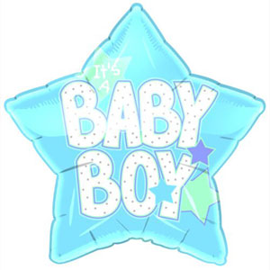 Balloon Baby Boy6
