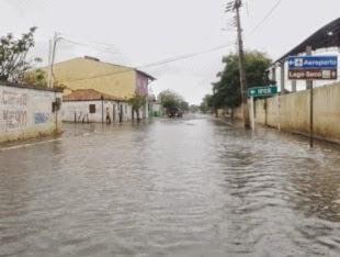 Ceará: Mais de 130 municípios recebem chuvas.