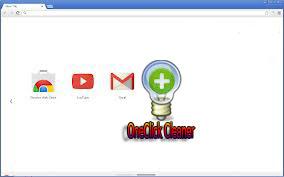 OneClick Cleaner for Chrome لاسترجاع سرعة المتصفح كروم