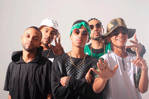 5 PRA 1 lança campanha para arrecadar dinheiro pra lançar seu próximo album