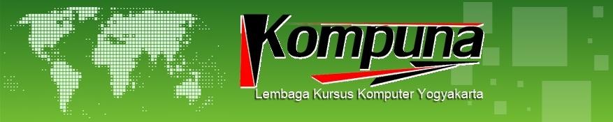 Kursus Komputer di Jogja | Les Komputer di Yogyakarta | Kompuna