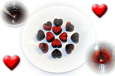 Čokoladke za Valentinovo