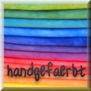 Handgefaerbte Stoffe und mehr