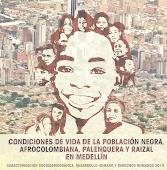 Afrodescendientes en Medellín