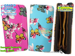 Dompet Butterfly