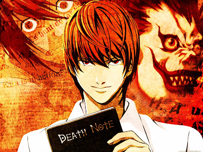 Death Note Light Yagami Wallpaper