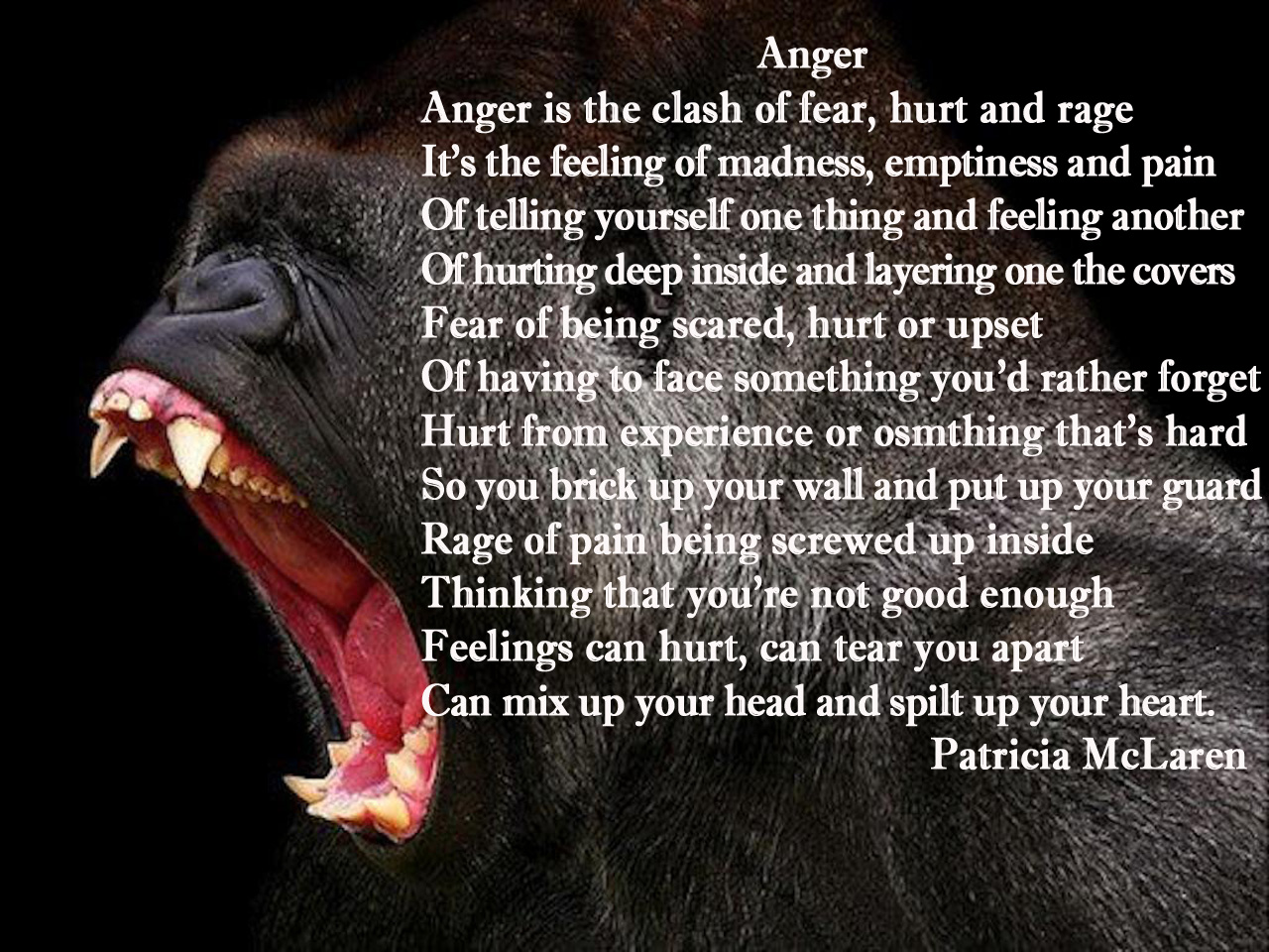 Anger Poems With Anger HD Wallpapers - Poetry Likers