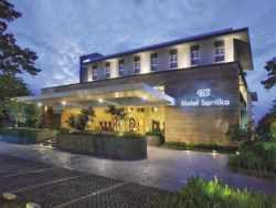 Hotel Bintang 3 di Lombok - Hotel Santika Mataram
