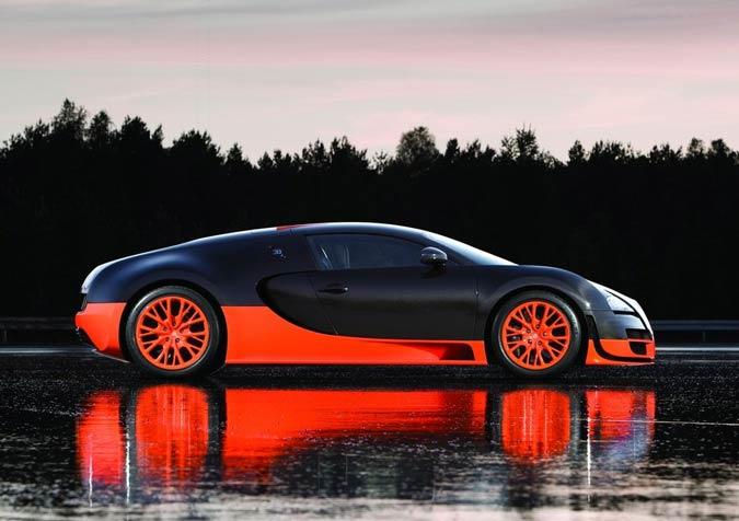 bugatti veyron o carro mais r pido do mundo fotos e pre o. Black Bedroom Furniture Sets. Home Design Ideas
