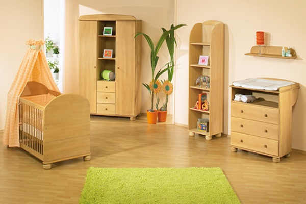 Décoration bois chambre bébé  Bébé et décoration  Chambre bébé  Santé bébé