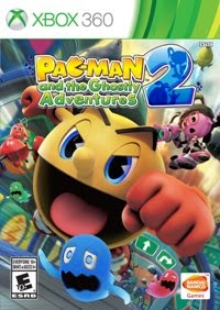 Pac-Man and the Ghostly Adventures 2 – XBox 360