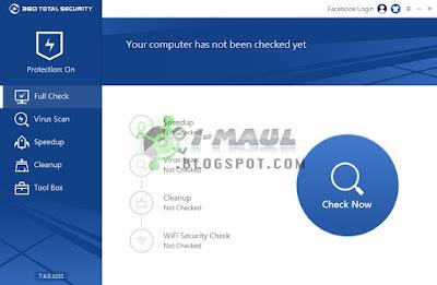 Free Download 360 Total Security Terbaru Gratis Full Version, Full Crack, Full Patch, Full Keygen
