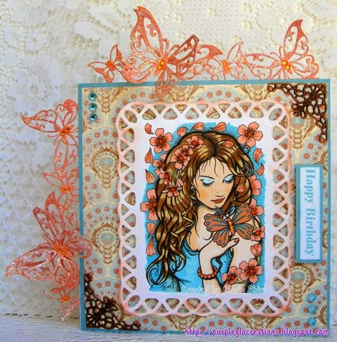 Featured Card - The Paper Nest Dolls