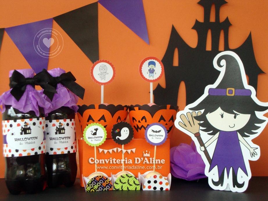 festa infantil halloween