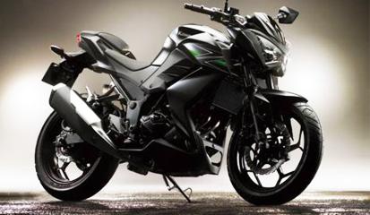 New Kawasaki Z 250 Street Fighter | Spesifikasi Lengkap dan Harga